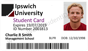 Novelty Student ID - The home of Fake Student ID - Online