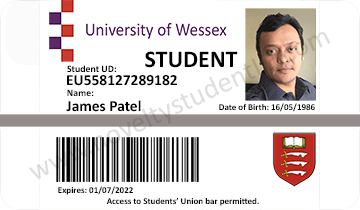 Wessex Essex fake student catd