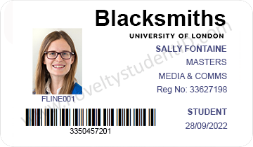 Blacksmiths University London